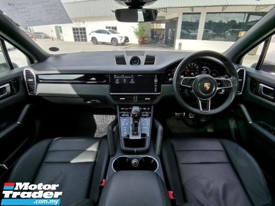 2018 PORSCHE CAYENNE S 2.9 Turbo P/Roof Bose PB Unreg Offer Sale