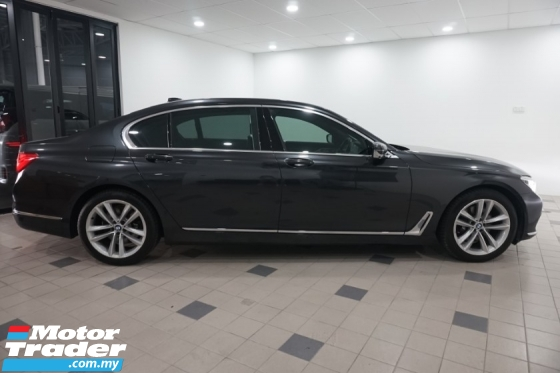2016 BMW 7 SERIES 740LI - Full Spec - Panroof - Harmon Kardon