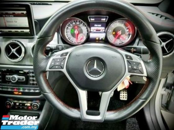 2016 MERCEDES-BENZ GLA Mercedes Benz GLA250 2.0 TURBO 4MATIC UNREG