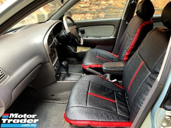 2005 KIA SPECTRA 1.6 Novus(A)1 LADY Owner, 118 MILEAGE,LEATHER SEAT, BOLE FULL LOAN