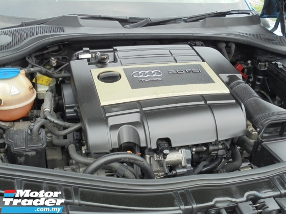 2008 AUDI TT 2.0 R S TFSI Quattro Coupe Sport SUPERB LikeNEW Reg.2013