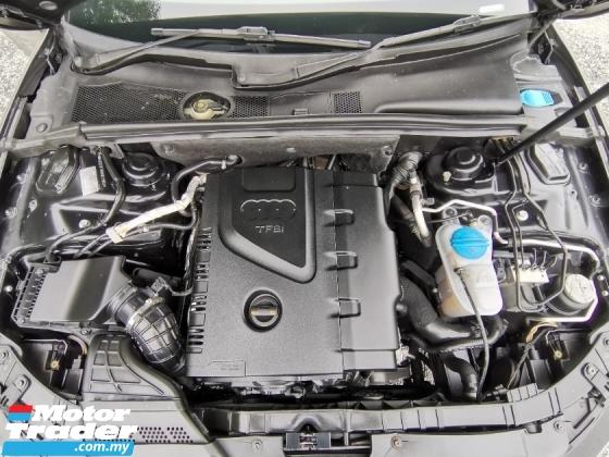 2009 AUDI A5 1.8 TFSI