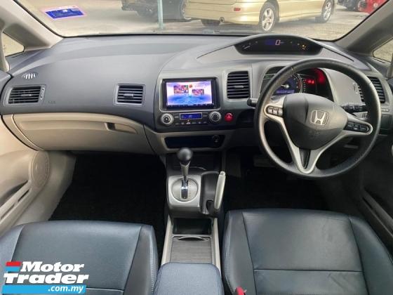 2011 HONDA CIVIC 1.8 S i-VTEC
