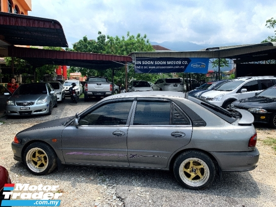 2002 PROTON WIRA 1.3 GLi SPORT(MANUAL)2002 Only 1 UNCLE Owner, 19K MILEAGE, TIPTOP, ACCIDENT-FREE