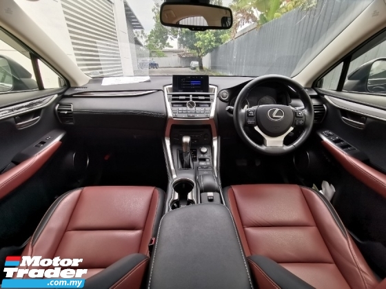2015 LEXUS NX 200T i PACKAGE OFFER CHEAPEST UNREG