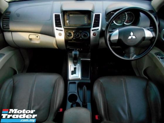 2011 MITSUBISHI PAJERO GS 2.5 AUTO LOW DEPOSIT SUV+PICK-UP NO OFF ROAD