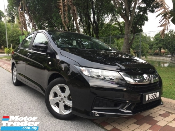 2014 HONDA CITY 2014 HONDA CITY S SPEC (A) ONE TEACHER OWNER