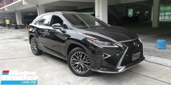 2018 LEXUS RX300 Lexus Rx300t full spec
