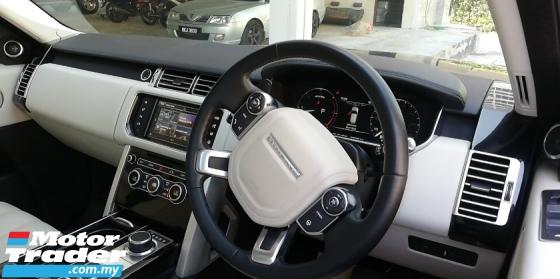 2015 LAND ROVER RANGE ROVER VOGUE Range Rover Vogue 3.0 d 2015