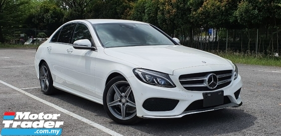 2017 MERCEDES-BENZ A-CLASS 2017 MERCEDES C180 1.6 AMG SPEC DYNAMIC MODE JAPAN UNREG CAR SELLING PRICE RM 188000.00 NEGO