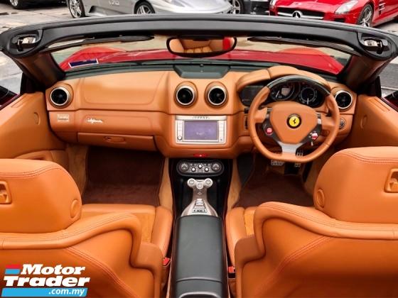 2012 FERRARI CALIFORNIA \'30\' 4.3 V8 LIKE NEW