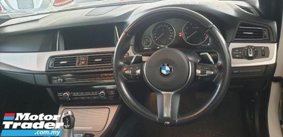 2014 BMW 5 SERIES 520i M SPORT JAPAN SPEC 50% SALES TAX DISCOUNT