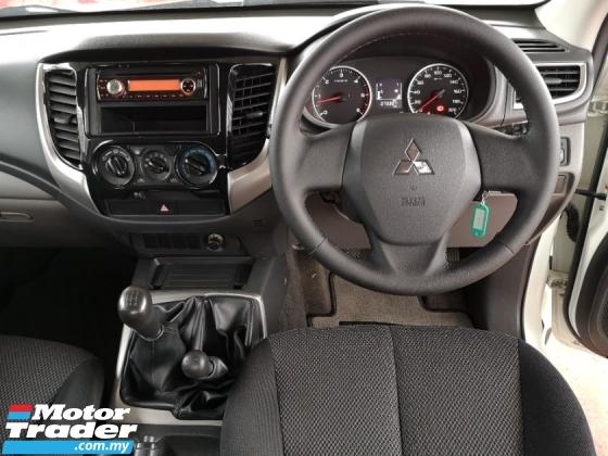 2015 MITSUBISHI TRITON Reg16 Mitsubishi TRITON 2.5 VGT M/T 4X4 SPEC
