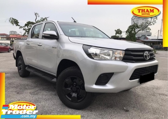 2017 TOYOTA HILUX 2.4 FACELIFT MANUAL CITY USE LIKE NEW TIP-TOP