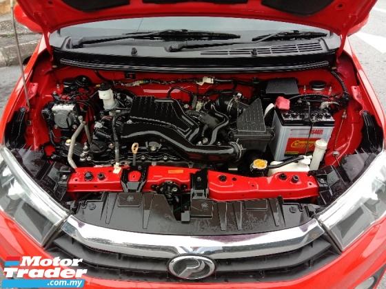 2017 PERODUA BEZZA Perodua Bezza Premium 1.3 X (A) Push start Keyless