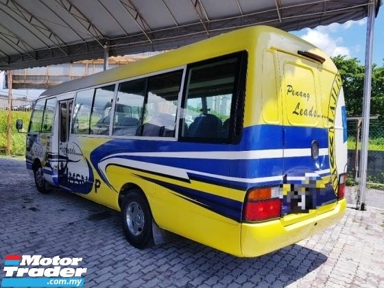 2001 BUS toyota coaster 4.2 diesel