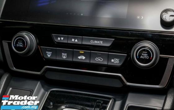 2020 HONDA CR-V !!! Tax Exemption !!! CRV 2.0 1.5 Turbocharged 193hp Full-LED Lights Dual Tone Alloy Wheels Smart En