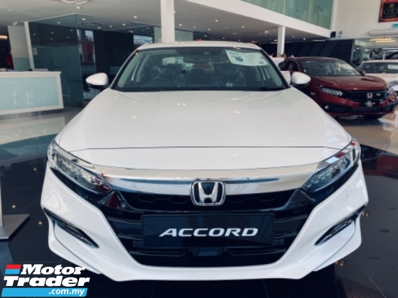 2020 HONDA ACCORD !! 100% Tax Exemption !! 1.5 TC-P 201Ps 260Nm 7Speed Continuous Variable Gear Ratio Wireless Charger