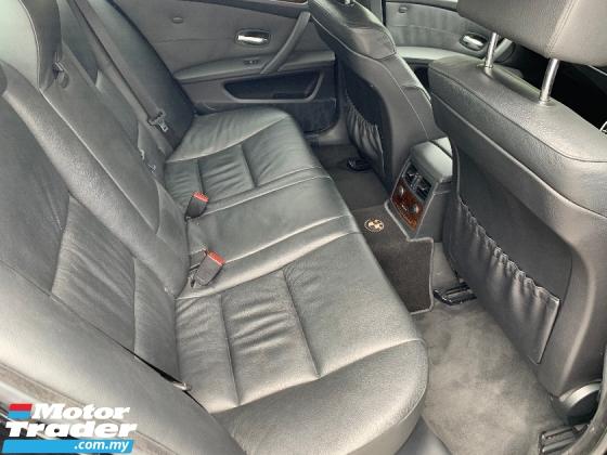 2008 BMW 5 SERIES 523I 2.5 E60 CKD LOCAL LCI I-DRIVE P/START