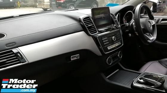 2016 MERCEDES-BENZ GLE Mercedes Benz GLE450 AMG 2016