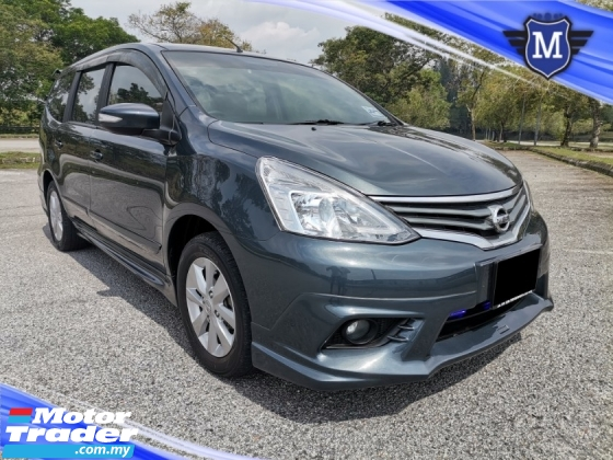 2014 NISSAN LIVINA 1.8 (A) FACELIFT FULL BODYKIT REVERSE CAMEAR GOOD CONDITION LIKE NEW CAR