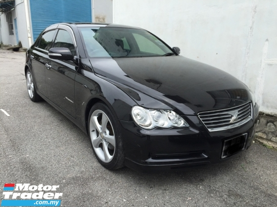 2006 TOYOTA MARK X 2.5 250G S PACKAGE