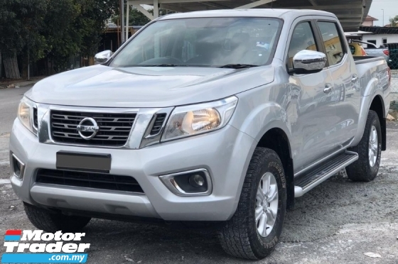 2016 NISSAN NAVARA 2.5 SE (AT)