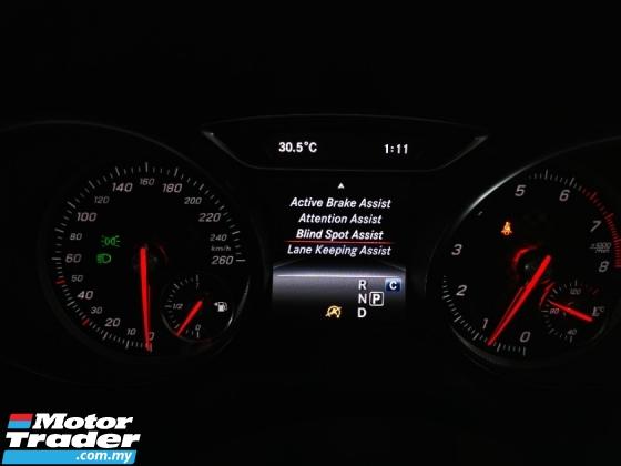 2017 MERCEDES-BENZ A-CLASS A180 AMG JAPAN SPEC