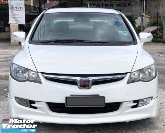 2006 HONDA CIVIC 2.0 i-VTEC