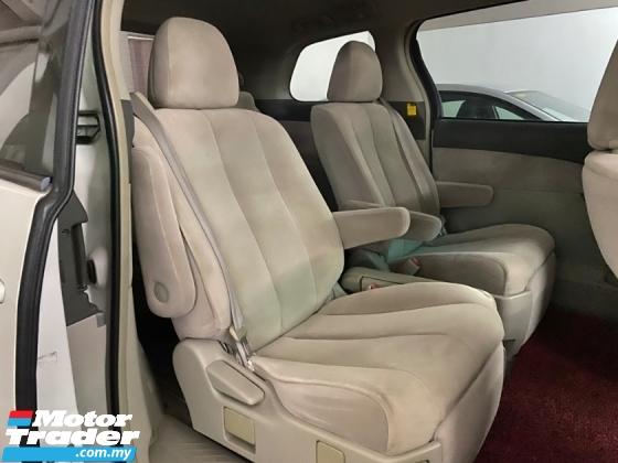 2008 TOYOTA ESTIMA 2.4 AERAS G EDITION 7 Seater 2 Power Doors Reg 2011 (FREE 2 YEARS WARRANTY)