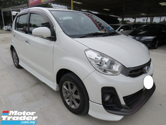 2015 PERODUA MYVI 1.5 (A) EXTREME ZHX ONE LADY OWNER H/SPEC H/LOAN