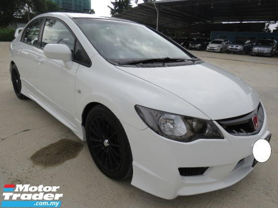 2011 HONDA CIVIC 1.8 (A) S-L iVTEC TYPE R BODYKIT 1 OWNER H/LOAN