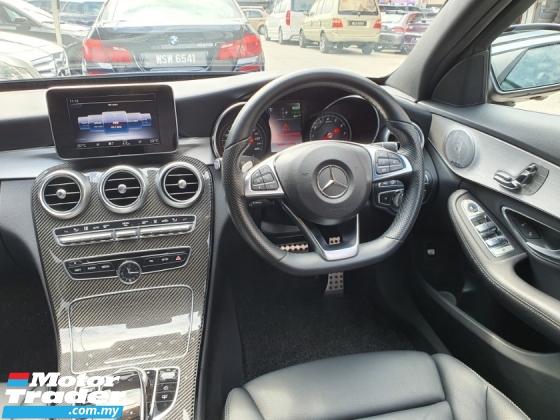 2018 MERCEDES-BENZ C-CLASS C350e AMG Hybrid Mil 31K KM CKD