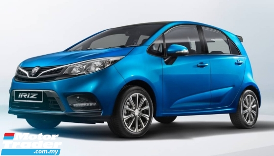 2020 PROTON IRIZ Monthly From RM288 Is Time To Buy
