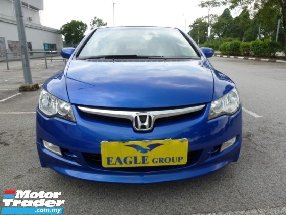 2006 HONDA CIVIC 1.8 i-VTEC (A) TIP TOP CONDITION