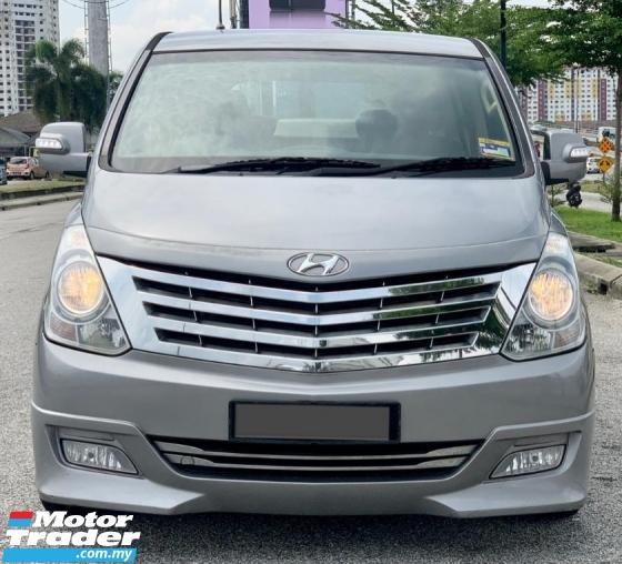 2013 HYUNDAI STAREX 2.5 ROYALE CRDI (AUTO)