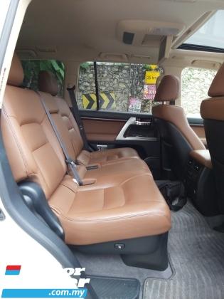 2015 TOYOTA LAND CRUISER 4.6 ZX BRUNO CROSS (UNREG) FULL SPEC V8