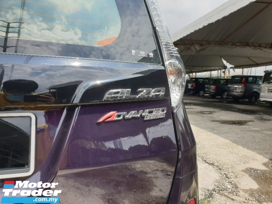 2016 PERODUA ALZA 1.5 AV TIPTOP CONDITION CAR VIEW TO BELIEVE