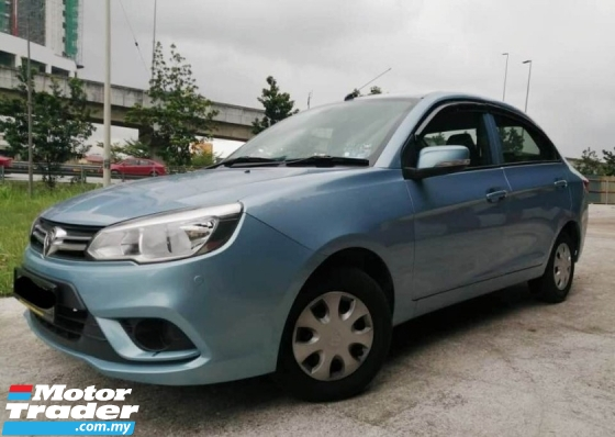2017 PROTON SAGA 1.3 EXECUTIVE CVT TIP TOP LIKE NEW CAR CONDITION
