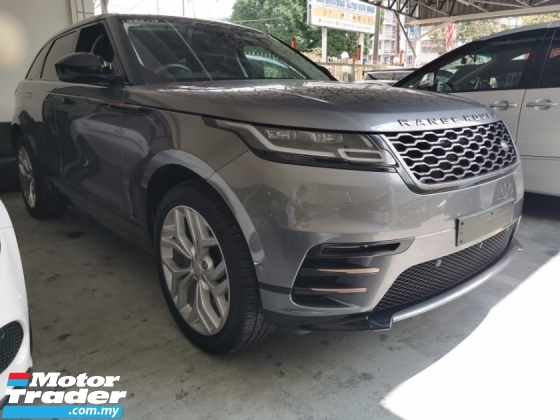 2017 LAND ROVER RANGE ROVER VELAR 2.0 P250 SE R-DYNAMIC / READY STOCK NO NEED WAIT / TIPTOP CONDITION FROM UK