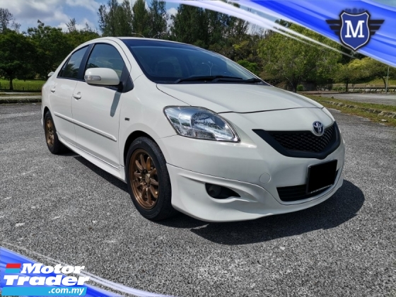 2009 TOYOTA VIOS 1.5 E SPEC (A) SPORTS RIMS CLEAN INTERIOR 1 LADY OWNER TIP TOP CONDITION