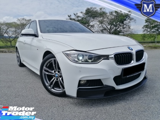 2013 BMW 3 SERIES 328I 2.0 ORI M-SPORT F30 CKD LOCAL P/SEAT WARRANTY