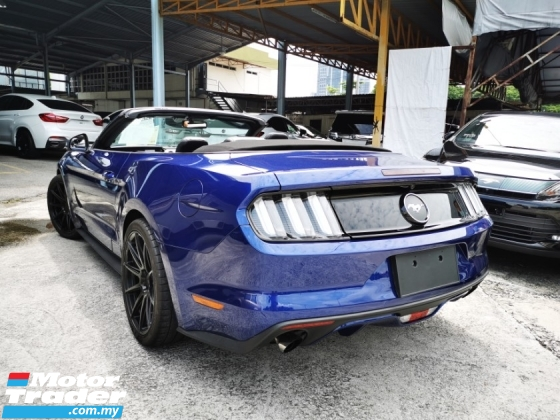 2016 FORD MUSTANG CONVERTIBLE CENTENNIAL EDITION