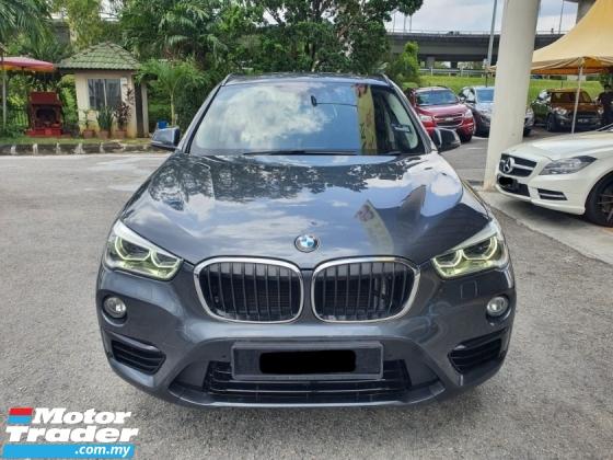 2016 BMW X1 2.0 SDRIVE20i WARRANTY > JAN 2022 YEAR 41K KM ONLY
