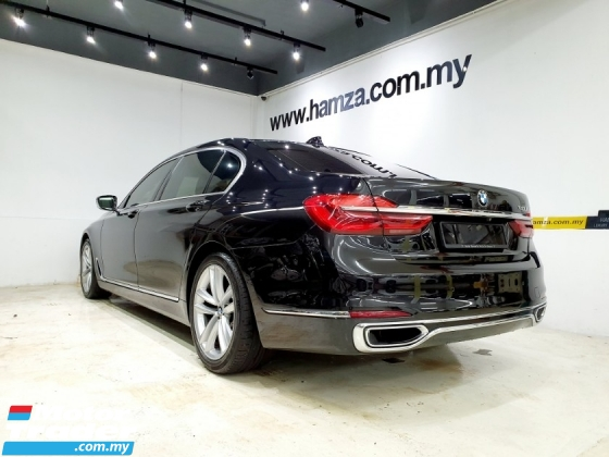 2016 BMW 7 SERIES BMW G12 740Li CKD TWIN POWER TURBO