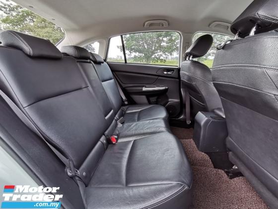 2015 SUBARU XV 2.0 Crosstrek (A) PADDLE SHIFT LEATHER SEAT LIKE NEW CAR CONDITION