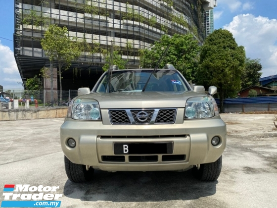2009 NISSAN X-TRAIL 2.5 SUV (A) ALL PROBLEM CAN LOAN