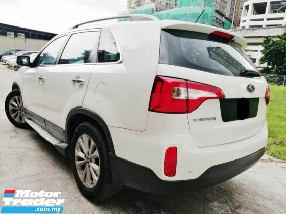 2014 KIA SORENTO XM PANAROMIC ROOF EXCELLENT CONDITION