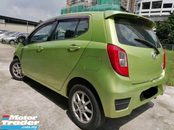 2016 PERODUA AXIA 1.0 G ORI CONDITION F.S.RECORD