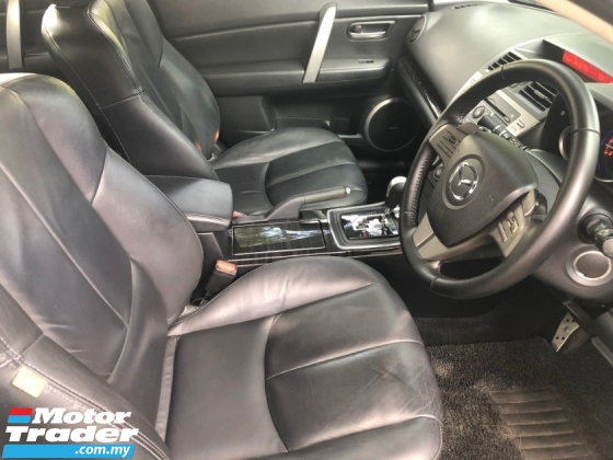 2010 MAZDA 6 2.5 SDN FACELIFT (A) P/START SUNROOF PADDLE SHIFT
